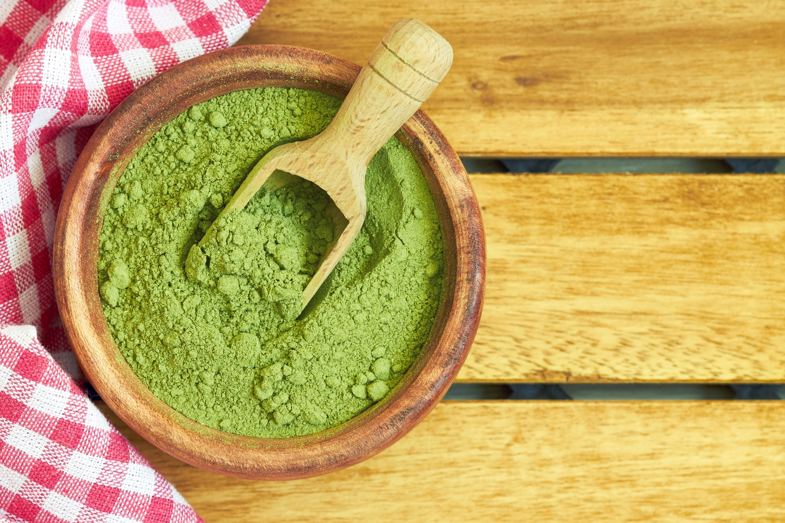 Organic Moringa Powder - Stay Fresh Organics