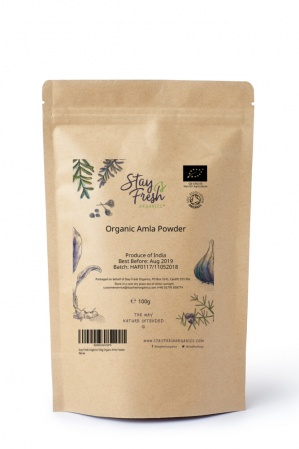 100g Organic Amla Powder