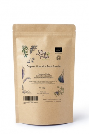 100g Organic Liquorice Root Powder