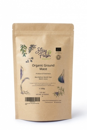 100g Organic Ground Mace