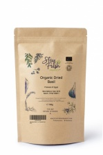 100g Organic Dried Basil