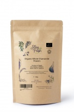 100g Organic Chamomile Dried Flowers (Tea)
