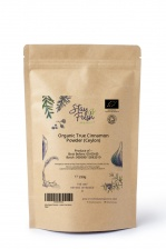 250g Organic True Cinnamon Powder (Ceylon)